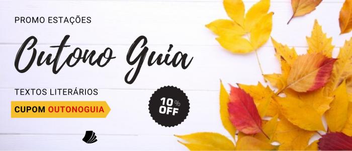 Promoção Outono-Inverno 10%OFF OFF